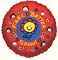 Feel Better Soon Balloon