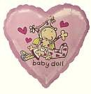 Baby Doll Balloon