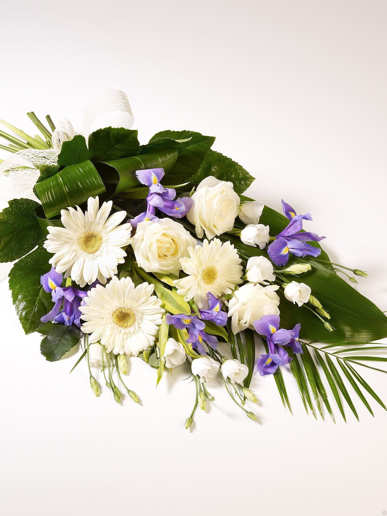Funeral Flowers Free Delivery Send Funeral Arrangements Dublin Ireland