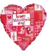 Happy Valentines Day - kisses and hugs xox