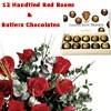 Premium Roses & Chocolates
