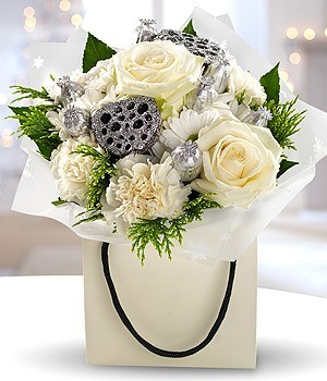 Ice White Bouquet
