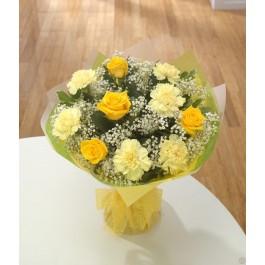 Rose & Carnation Bouquet