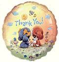 Giordano Thank You Balloon