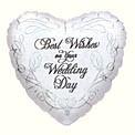 Wedding Doves Balloon