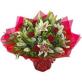 Luxury Rose & Lily